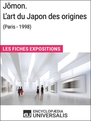 cover image of Jōmon. L'art du Japon des origines (Paris--1998)