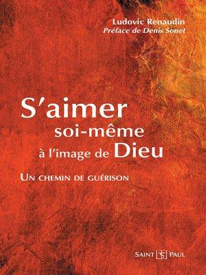 cover image of S'aimer soi-même à l'image de Dieu