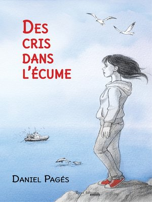 cover image of Des cris dans l'écume