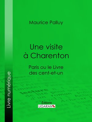 cover image of Une visite à Charenton