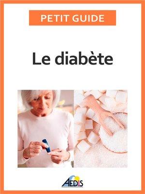 cover image of Le diabète