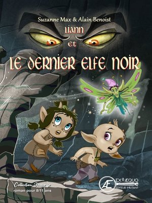 cover image of Liann et le dernier elfe noir