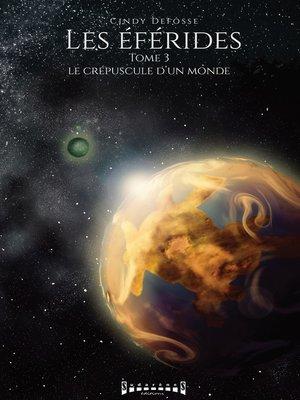 cover image of Le Crépuscule d'un monde
