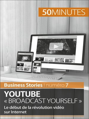 cover image of YouTube « Broadcast Yourself »