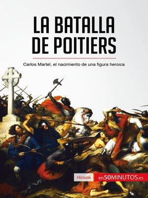 cover image of La batalla de Poitiers