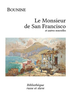 cover image of Le Monsieur de San Francisco