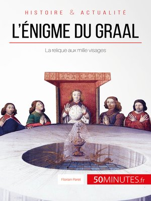 cover image of L'énigme du Graal