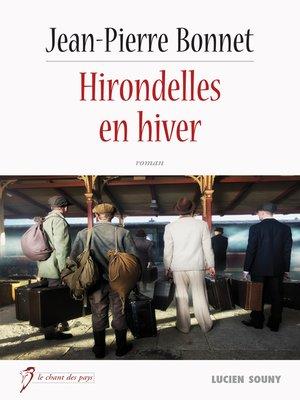 cover image of Hirondelles en hiver