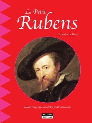 cover image of Le petit Rubens