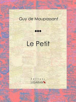 cover image of Le Petit