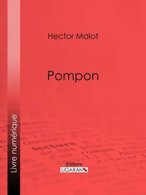 cover image of Pompon