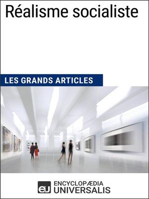 cover image of Réalisme socialiste
