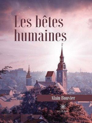 cover image of Les bêtes humaines