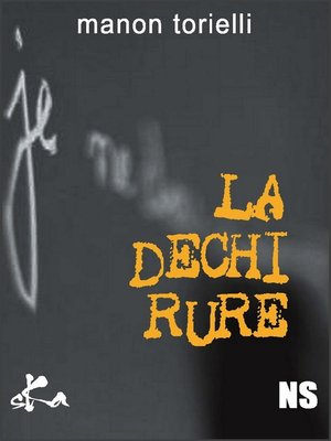 cover image of La déchirure