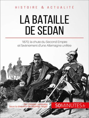 cover image of La bataille de Sedan