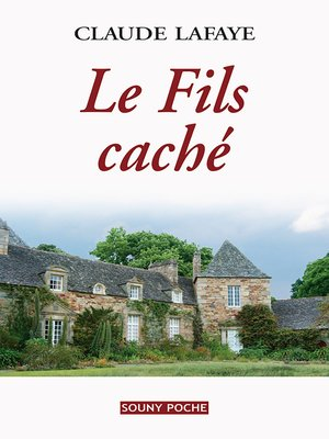 cover image of Le Fils caché
