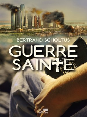 cover image of Guerre sainte
