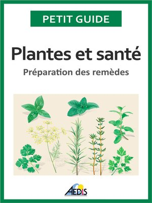 cover image of Plantes et santé