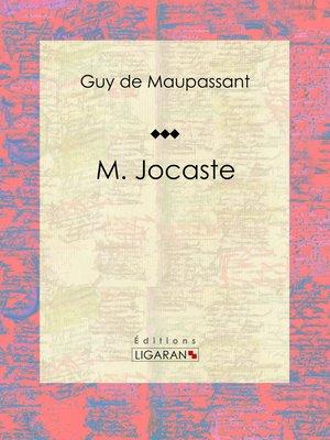 cover image of M. Jocaste