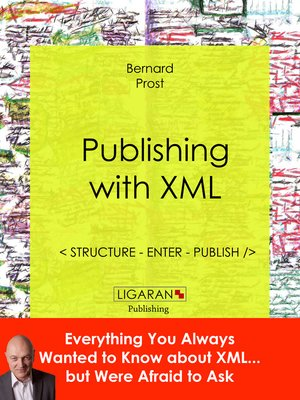 cover image of Publishing with XML