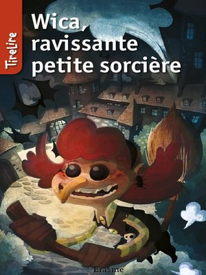 cover image of Wica, ravissante petite sorcière