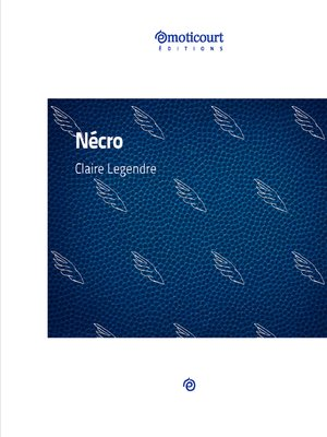 cover image of Nécro