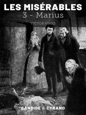 cover image of Les Misérables 3--Marius