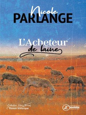 cover image of L'Acheteur de laine