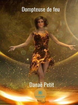 cover image of La dompteuse de feu