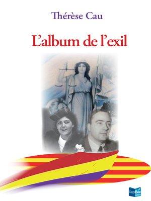 cover image of L'Album de l'Exil