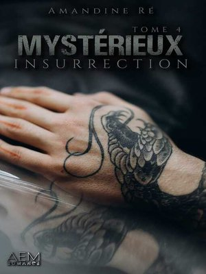 cover image of Mystérieux--Tome 4
