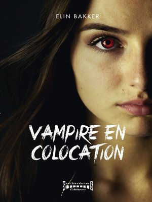 cover image of Vampire en colocation