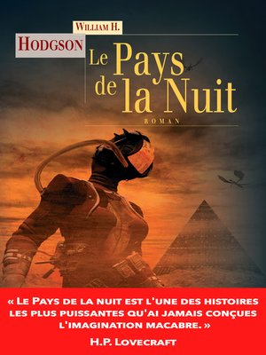 cover image of Le Pays de la nuit