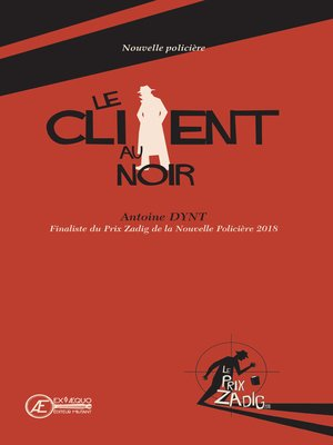 cover image of Le Client au noir