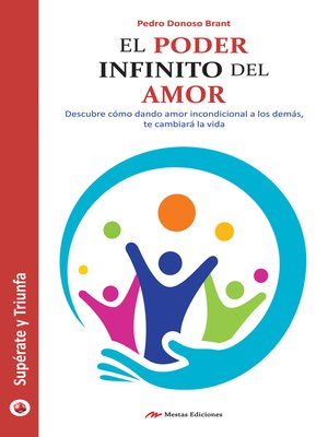 cover image of El poder infinito del amor