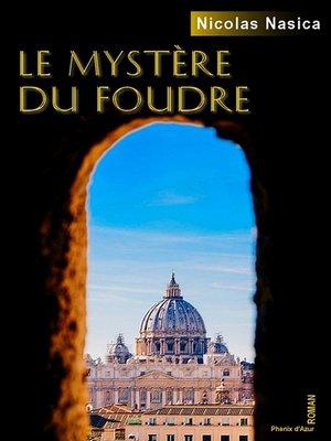 cover image of Le mystère du foudre
