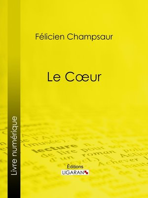 cover image of Le Coeur