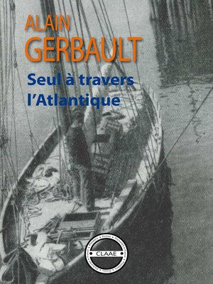 cover image of Seul à travers l'Atlantique