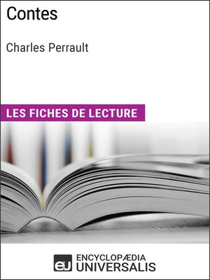 cover image of Contes de Charles Perrault