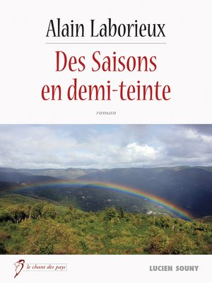 cover image of Des Saisons en demi-teinte