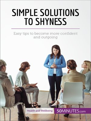 cover image of Simple Solutions to Shyness