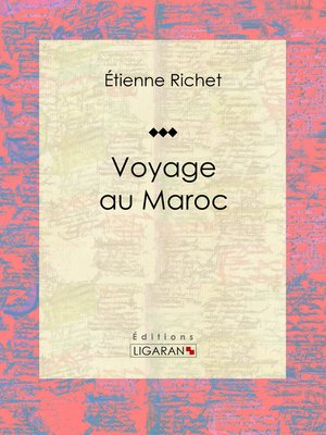 cover image of Voyage au Maroc