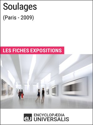 cover image of Soulages (Paris--2009)