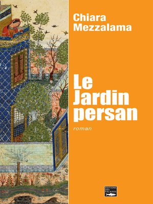cover image of Le jardin persan