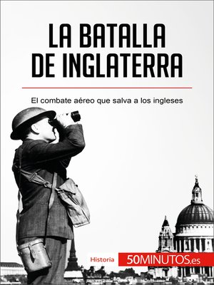 cover image of La batalla de Inglaterra