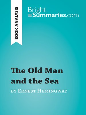 cover image of The Old Man and the Sea by Ernest Hemingway (Book Analysis)