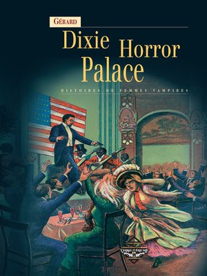 cover image of Dixie Horror Palace