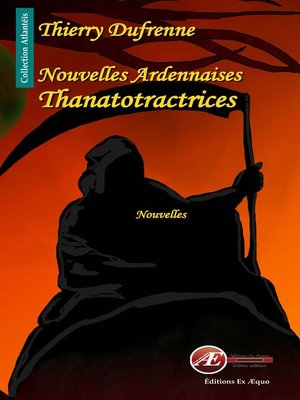 cover image of Nouvelles ardennaises thanatotractrices