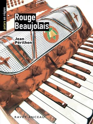 cover image of Rouge beaujolais