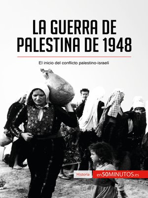 cover image of La guerra de Palestina de 1948